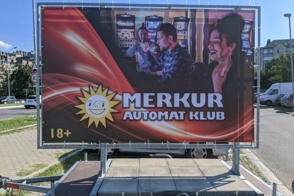 Merkur automat klub